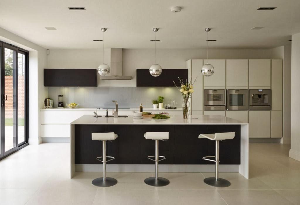 Consigue tu cocina gourmet ideal en casa ebrosa - Taburetes diseno cocina ...