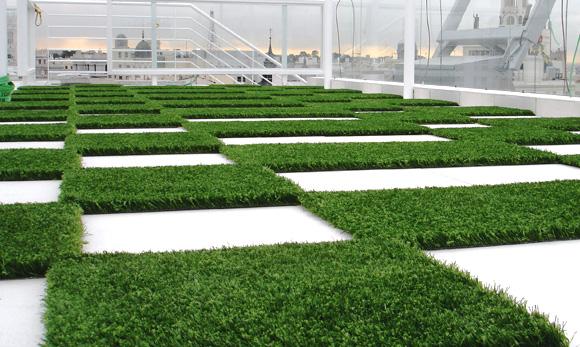 C sped artificial para terrazas opciones para todos los - Cesped artificial terrazas ...