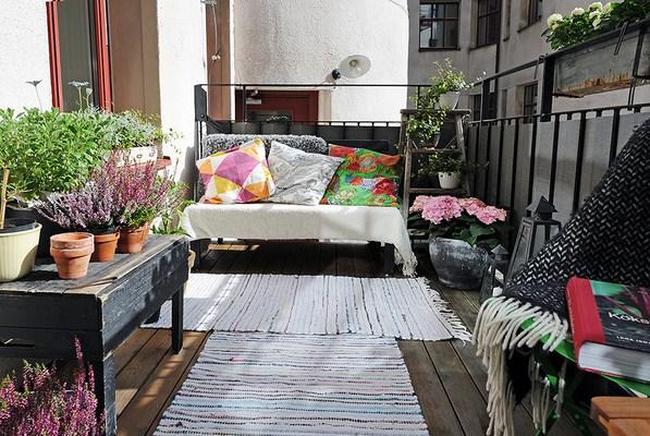 C mo aprovechar la terraza de tu tico en oto o ebrosa - Techado de terrazas ...